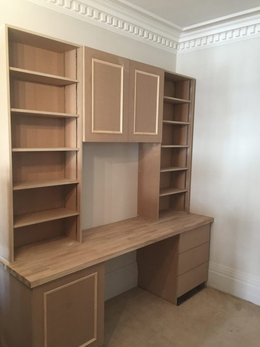 Bespoke storage solutions made to measure - RC Carpentry & Renovation