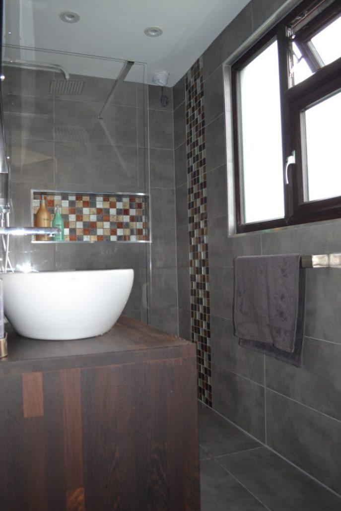Bathroom design & renovation - RC Carpentry & renovations Brighton Sussex