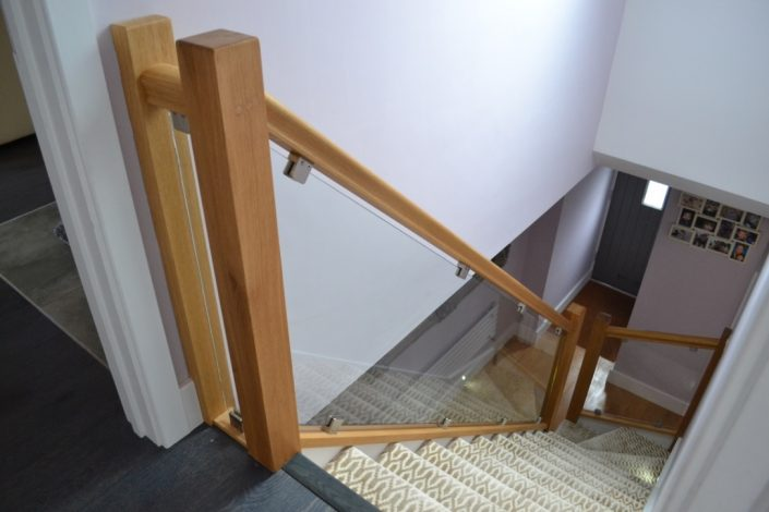 hand made staircase - RC Carpentry & Renovations