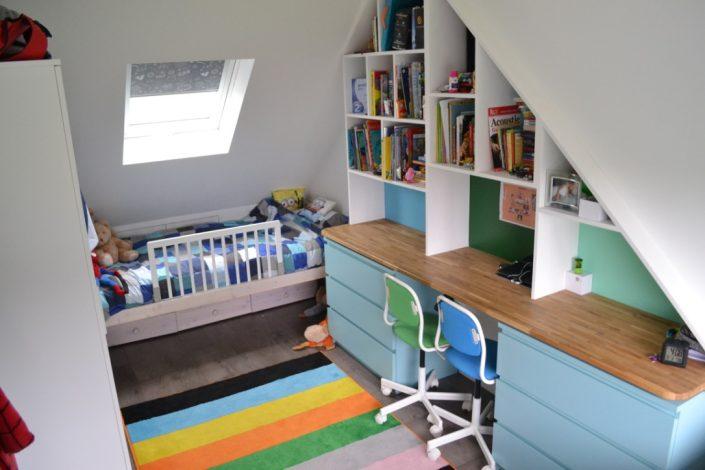 Bespoke bedroom storage by RC Carpentry & Renovations Brighton