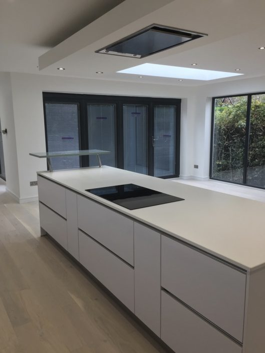 Bespoke kitchen designed and fitted by RC Carpentry & Renovations