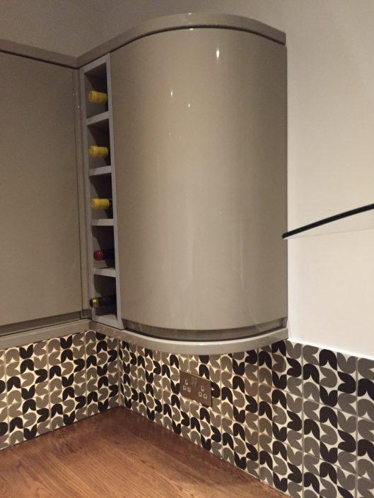Bespoke wooden kitchen cabinet - RC Carpentry & Renovation Brighton