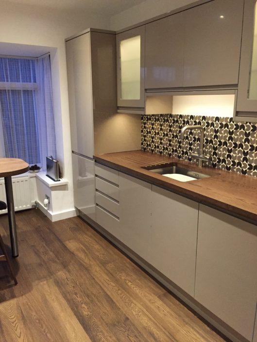 Bespoke kitchen design & fitting RC Carpentry & Renovations Brighton