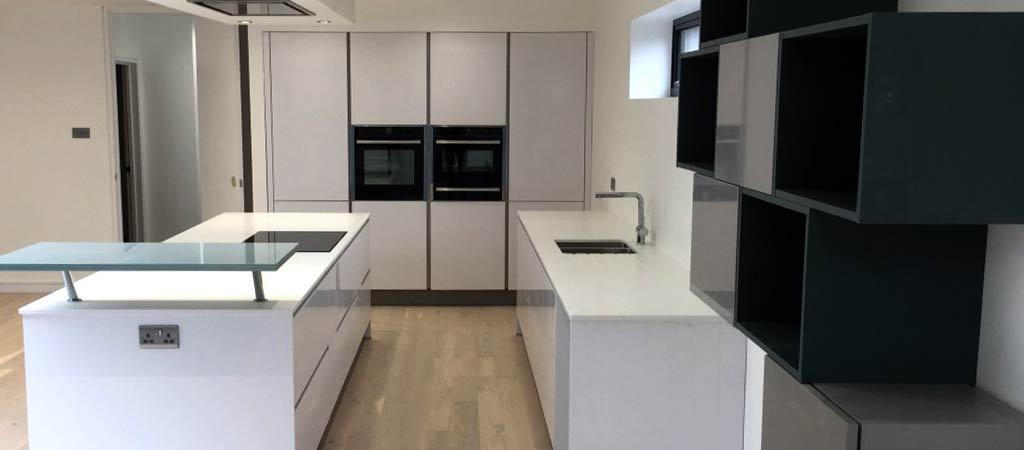 Brighton bespoke kitchen designers - Carpentry and Renovations