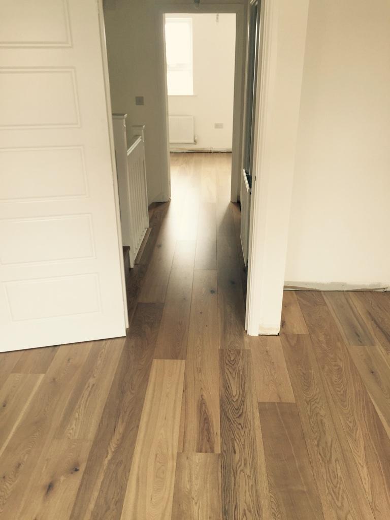 Bespoke wooden floor - RC Carpentry & Renovation