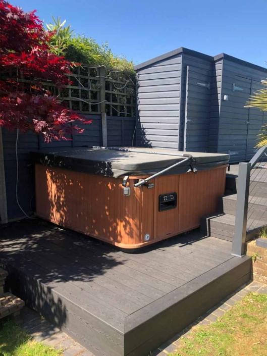 Garden-building-and-deck-installation-Hove